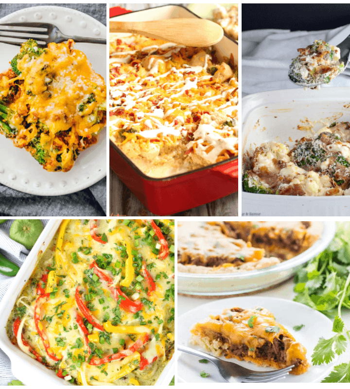 21 Easy And Delicious Keto Casseroles