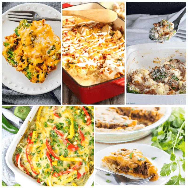 21 Easy And Delicious Keto Casseroles