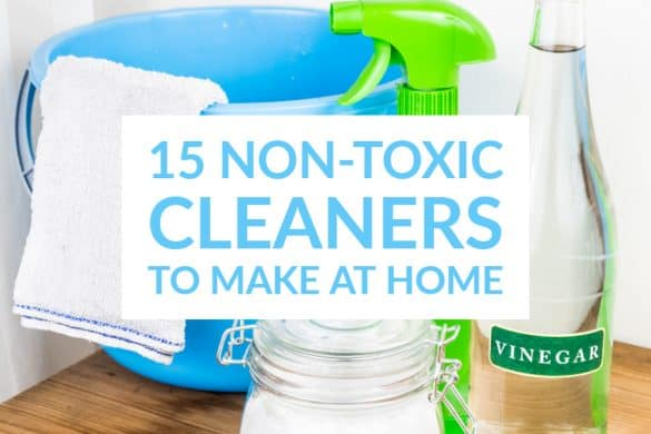 15 Easy, Safe & Effective DIY Home Cleaners That'll Also Save You Money