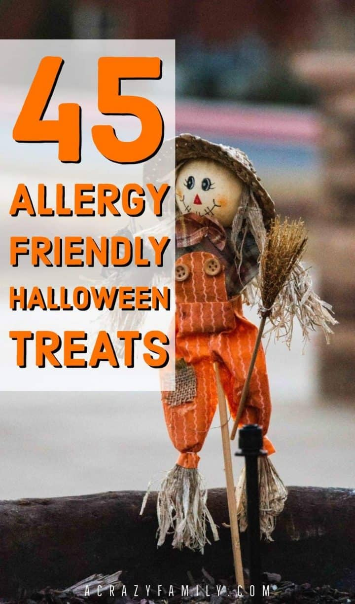45 Awesome Allergy-Friendly Halloween Treats