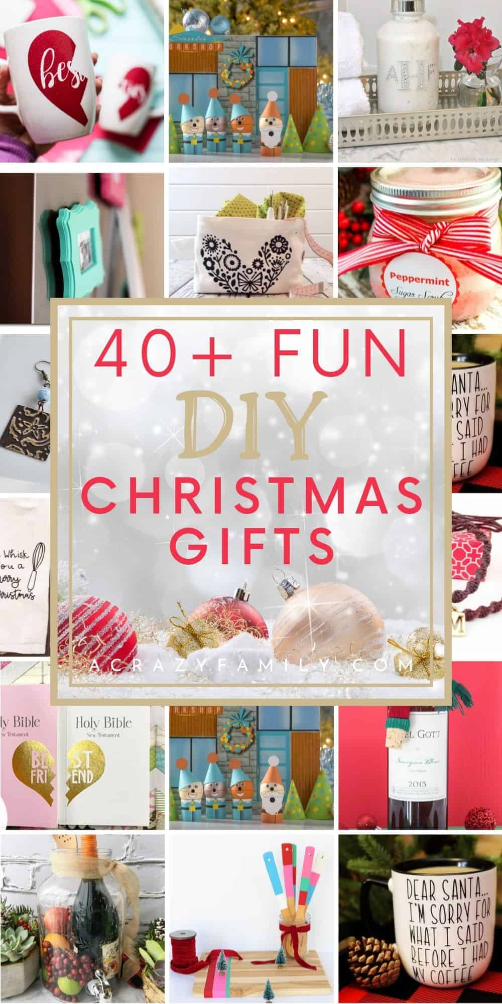 Easy And Fun DIY Gifts Everyone Will Love