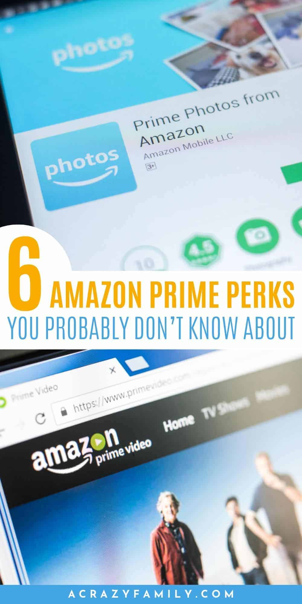 6 Awesome Amazon Prime Perks You Probably Don't Know About