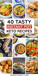 40 Easy Instant Pot Keto Recipes You Must Try