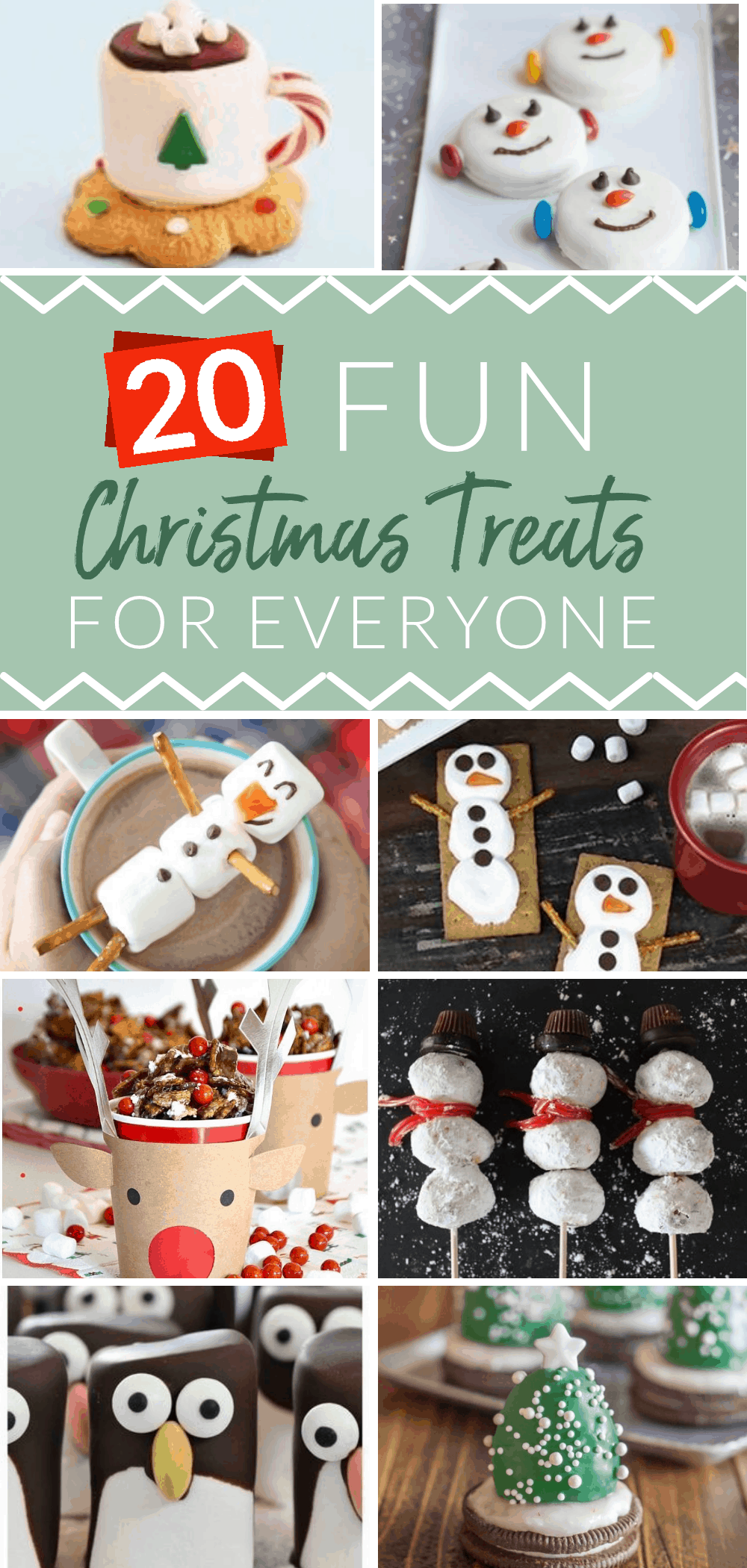 20 Easy Christmas Treats To Make This Holiday