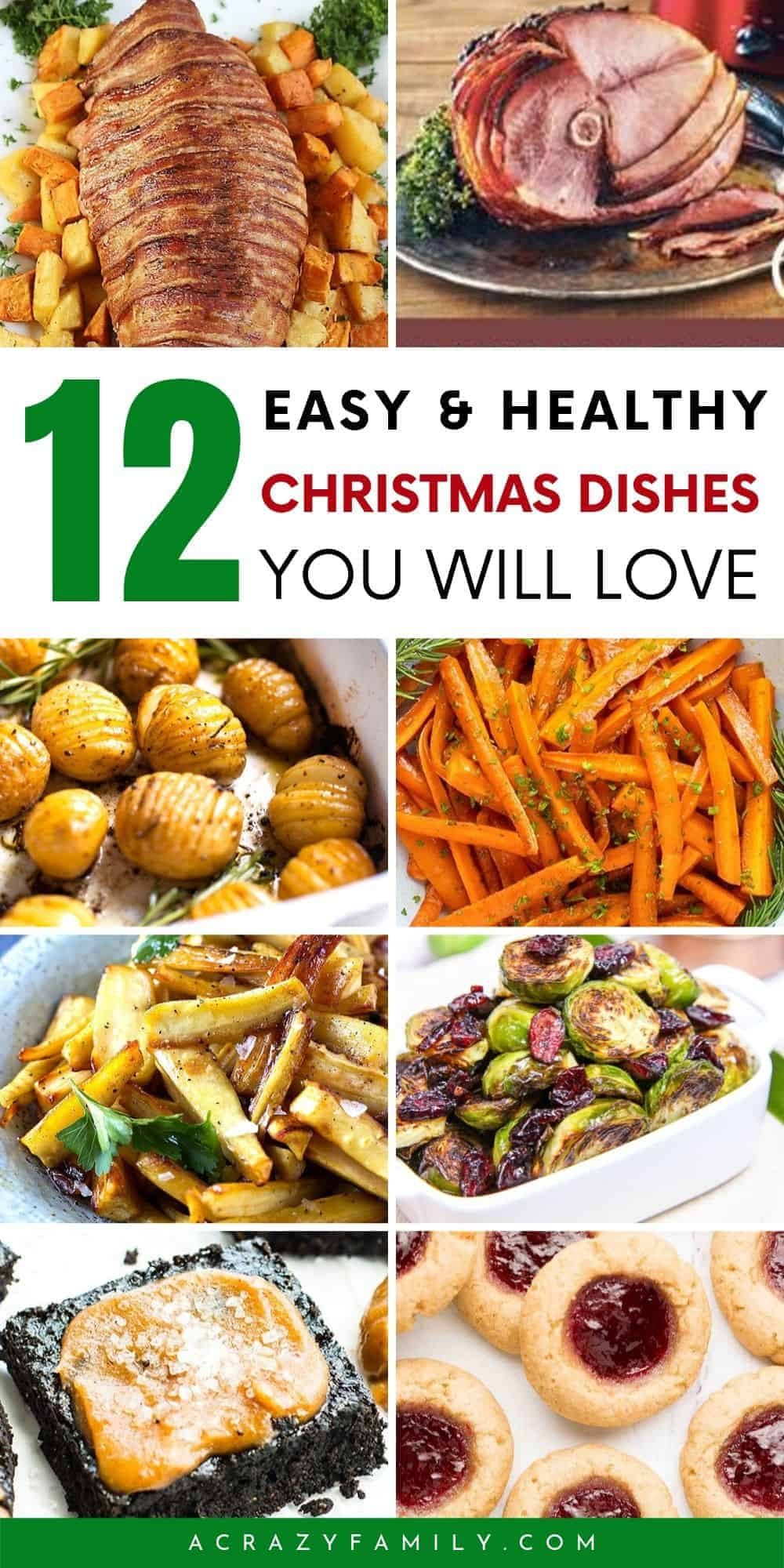 12 Super Healthy and Easy Christmas Dishes You Will Love