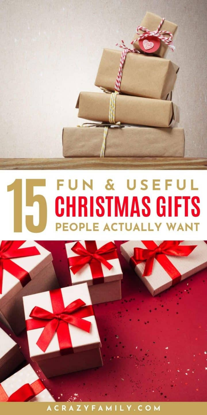 Fun and Useful Gifts People Actually Want