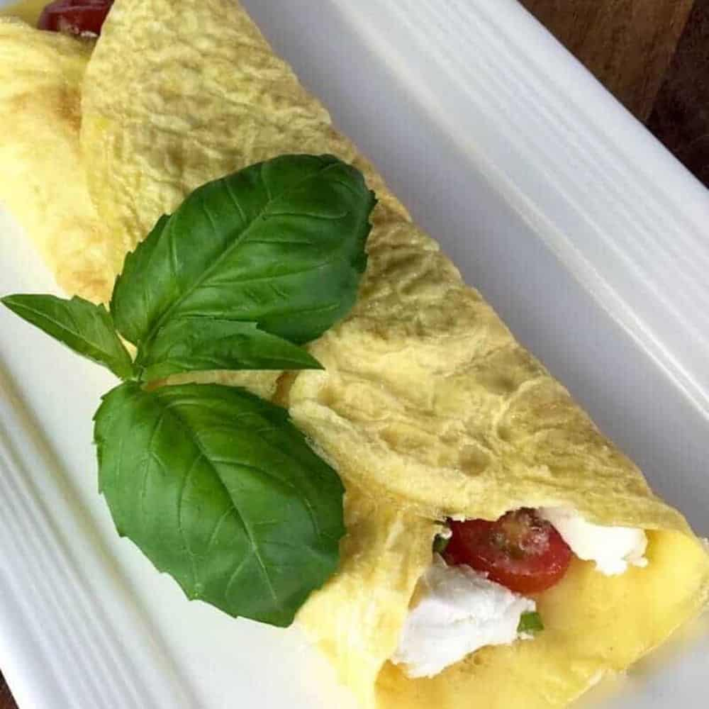 "Sweet or Savory Flourless ""Crepes"""