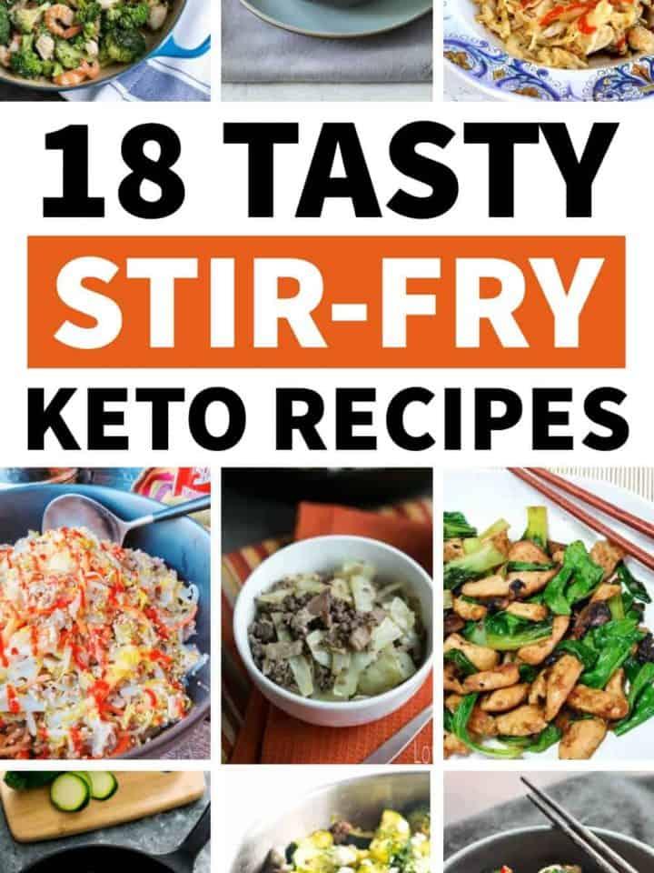 18 Delicious Keto Stir Fry Recipes