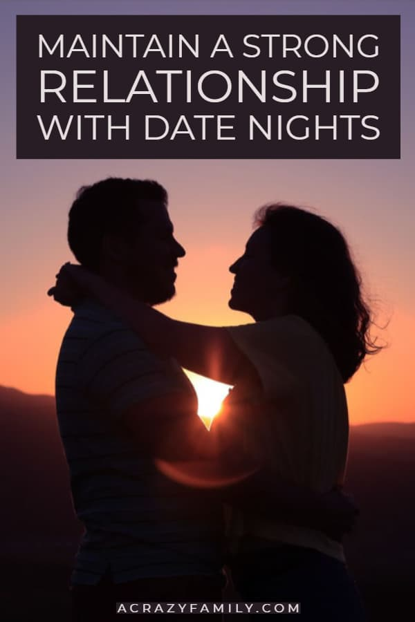 Maintain A Loving & Strong Marriage with Date Nights