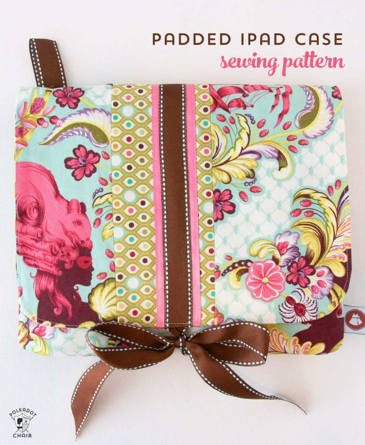 Padded iPad Case