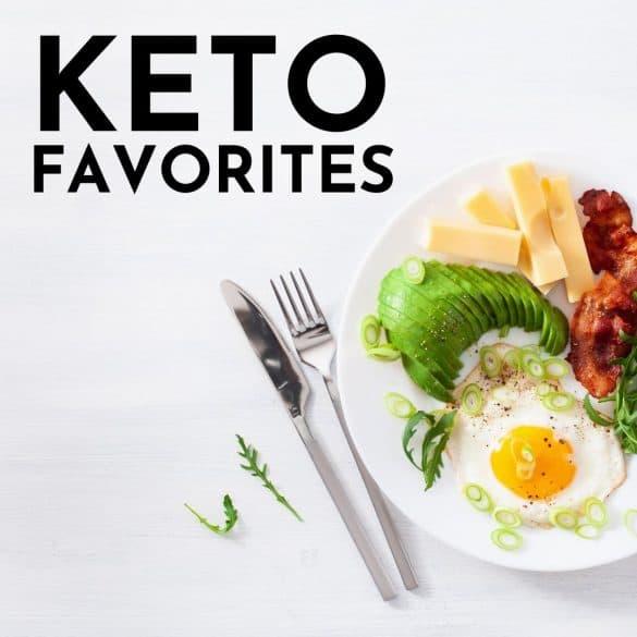 Keto Favorites