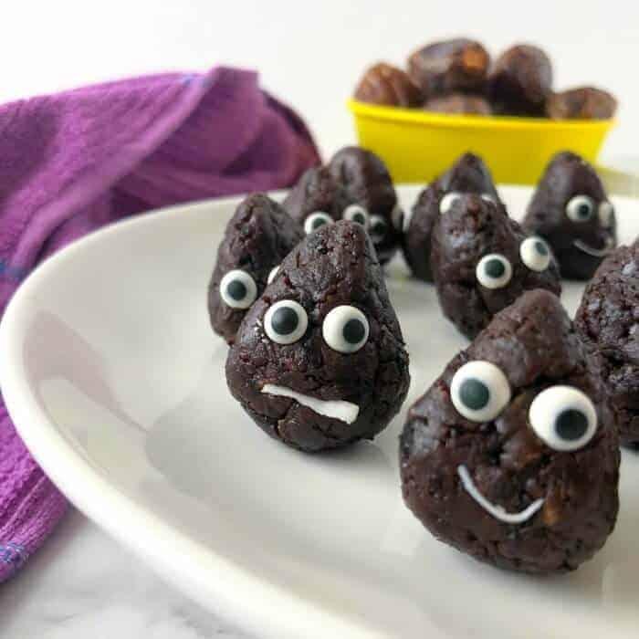 Chocolate Energy Bites Recipe