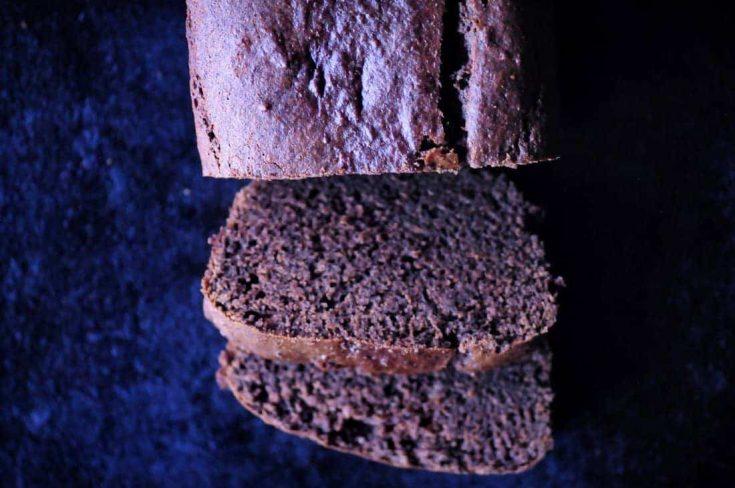 Buckwheat Banana Bread with Cacao