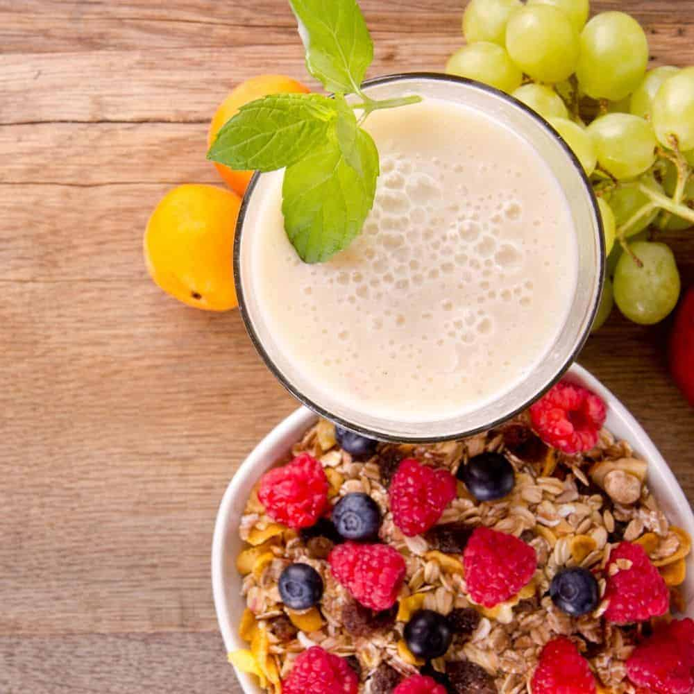 21 Healthy Breakfast Recipes Worth Waking Up For