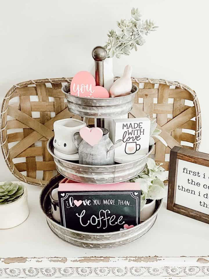 Easy Valentine's Day Decor Ideas