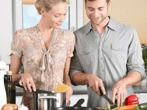 Five Ways To Make Cooking Easy (Even If You Work And Have Kids!)