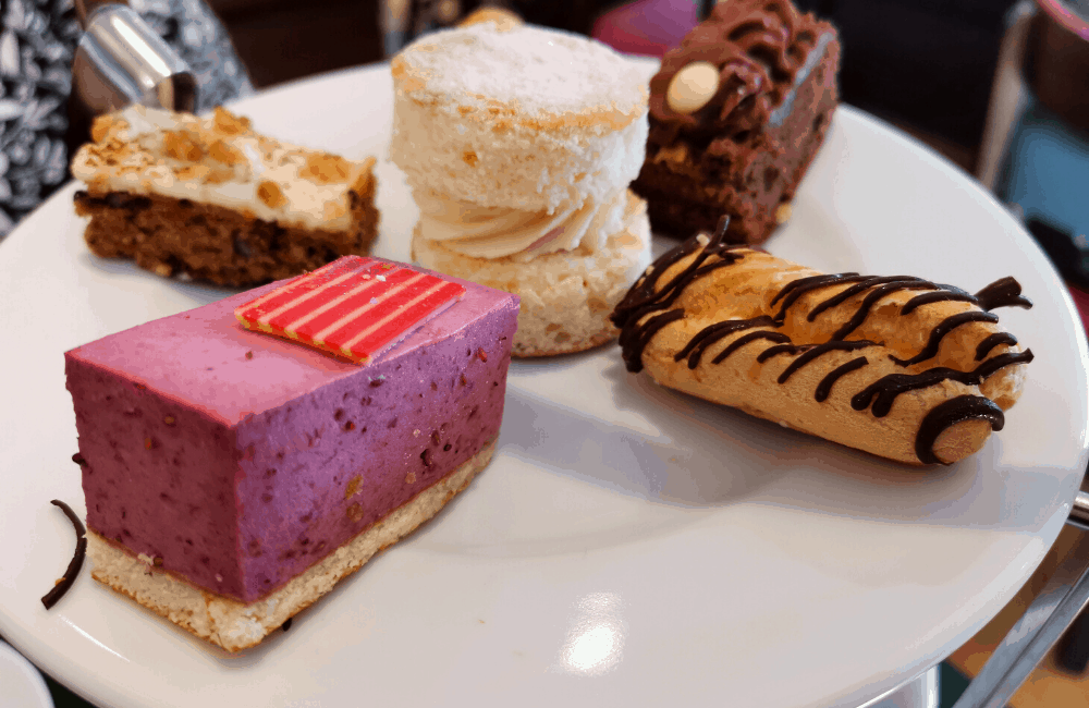 Mother's Day gifts afternoon tea experience