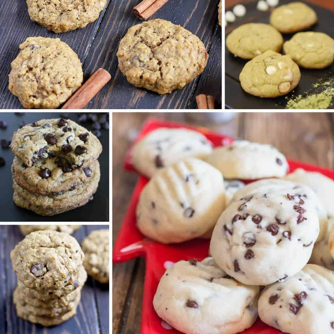 25+ Delicious Chocolate Chip Cookies