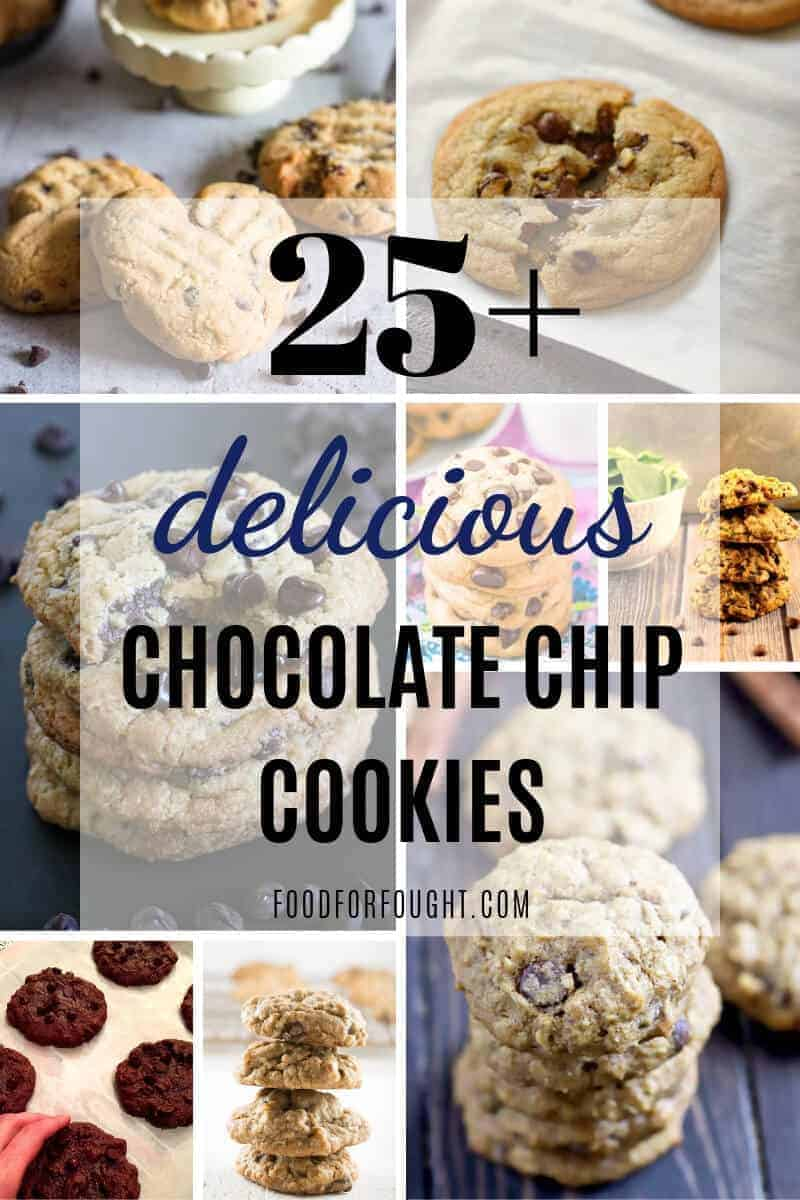 All the best Chocolate Chip Cookie Recipes