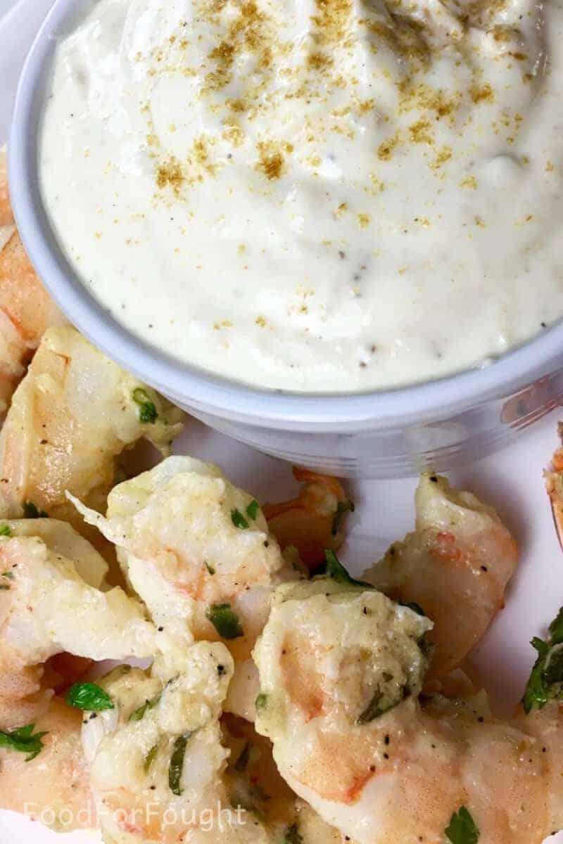 Roasted Garlic Dip