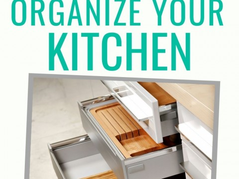 10 Stylish Ways to Organize Your Kitchen