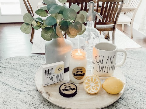 My Favorite Spring Scented Candles