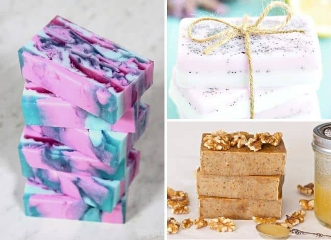 29 DIY Homemade Soap Recipes You Will Want To Make