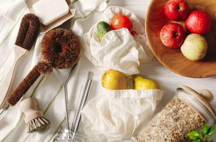 Seven Eco-Friendly Tips To Be More Sustainable In The Kitchen