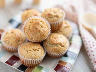 Butter Pecan Ice Cream Muffins