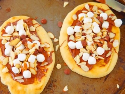 12 Delicious Dessert Pizza Recipes