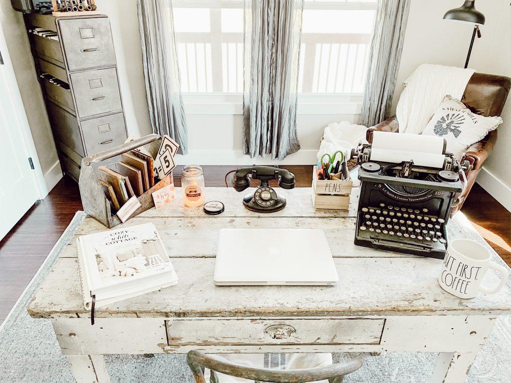 Choosing a desk