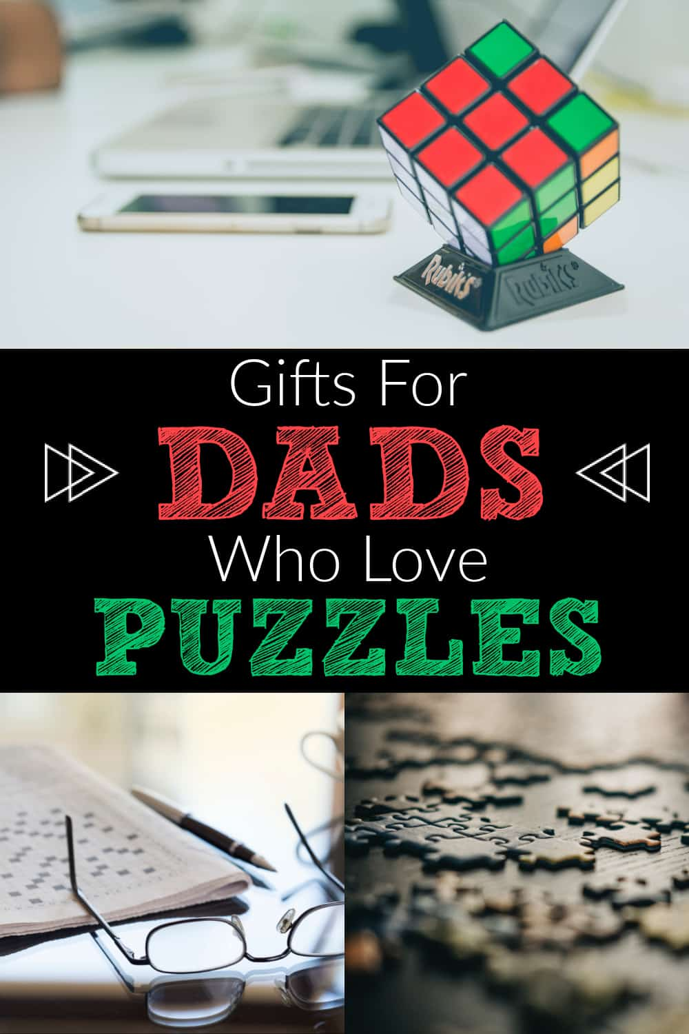 puzzle gifts for dad