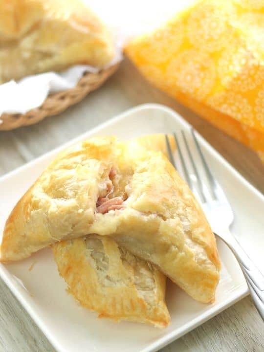 Honey Mustard Ham & Swiss Handwiches