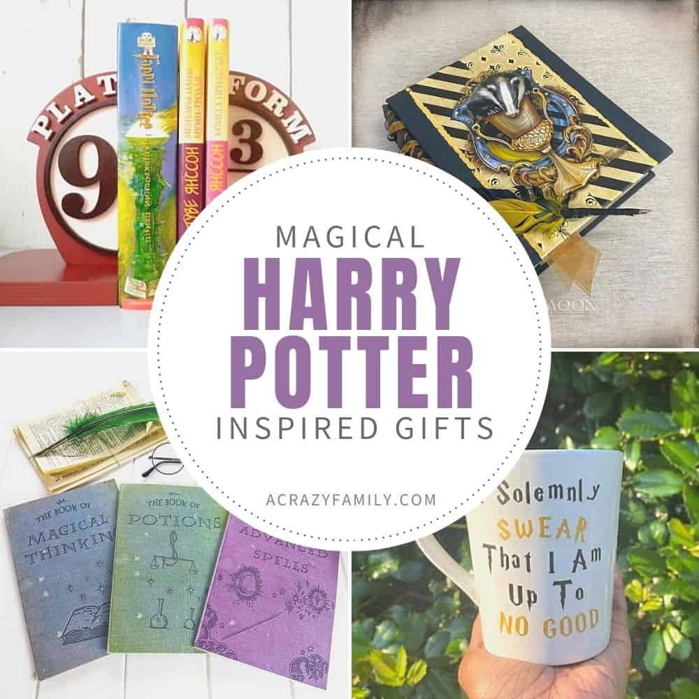 Magical Harry Potter Inspired Gifts all Potterheads will Be Thrilled To Receive