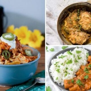 13 Slow Cooker Chicken Recipes