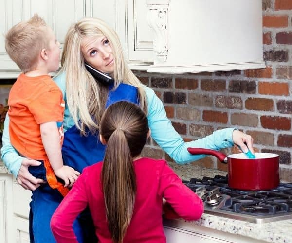 A Healthy Lifestyle As A Busy Mum? How You Can Thrive