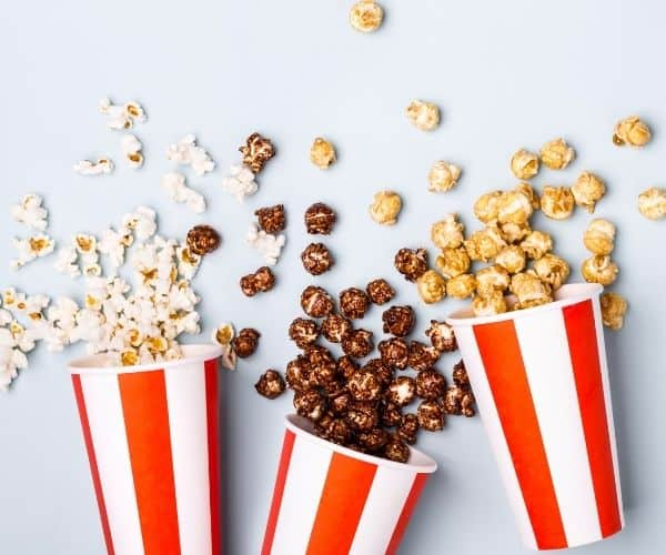 30 of the Best Popcorn Recipes For Kids