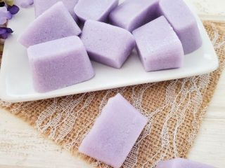 Lemon Lavender Sugar Scrub Cubes